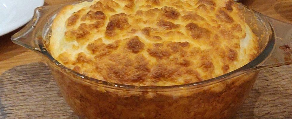cuisson du soufflé